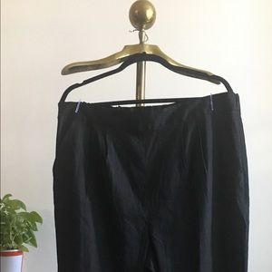 Leith XXL Black Pants - Plus Size